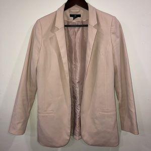 H&M Blush Pink Blazer